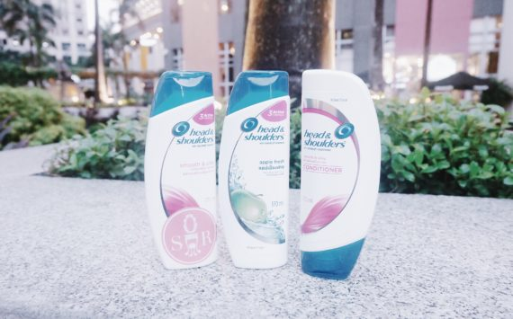 #ScalpIsSkin: Head and Shoulders Introduces the New 3Action Formula Products