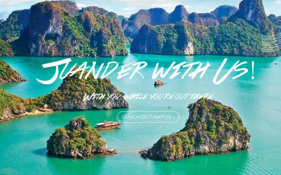 Enjoy Solo Travel with World Juanderer