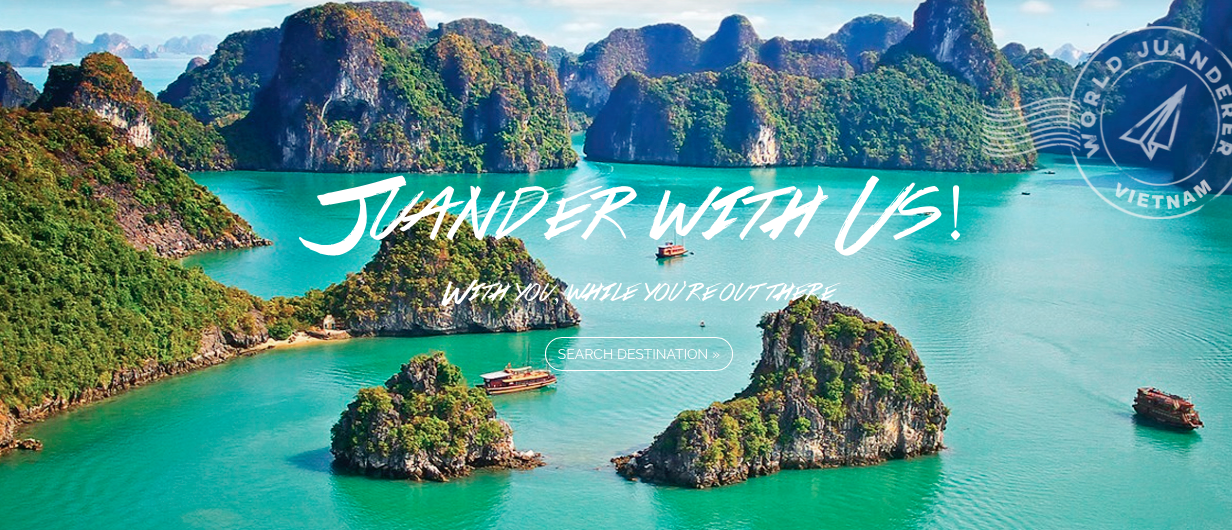 Enjoy Solo Travel with World Juanderer