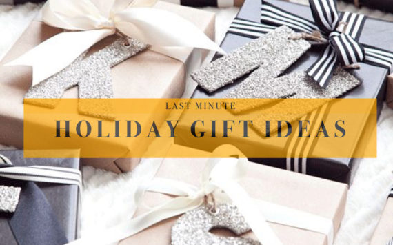 6 Last-Minute Holiday Gift Ideas