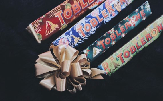 Get Creative this Season with Toblerone