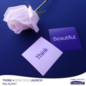 #ThinkPlusBeautiful