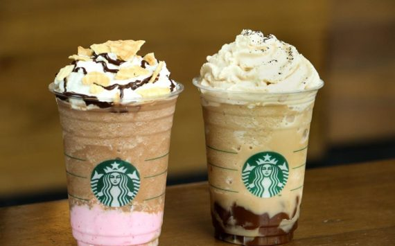 Frappe Goodness Plus A Lot More Reasons to Visit Starbucks Now