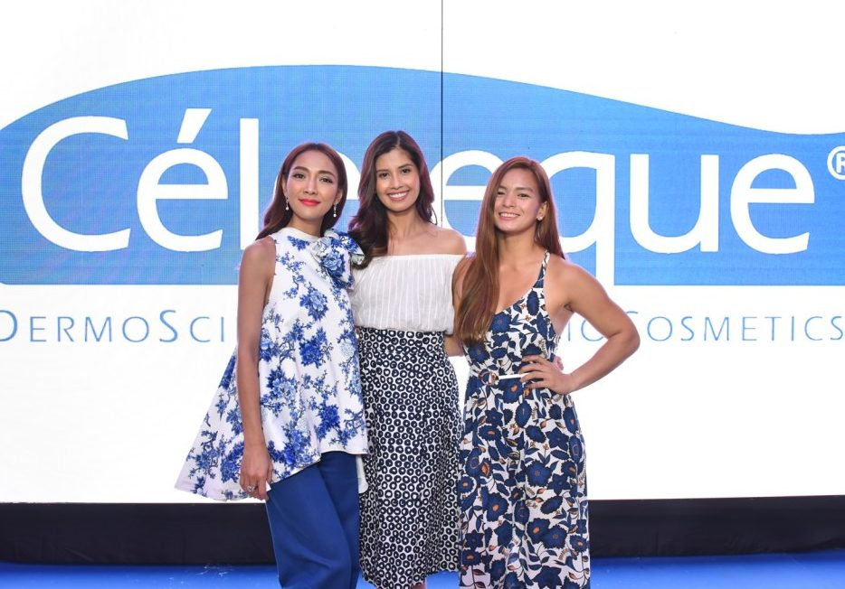 "Celeteque's #ThinkPlusBeautiful Unleashes the ""Wonder Woman"" in Us"
