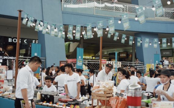 Experience Food Haven at the SM Street Food Fest
