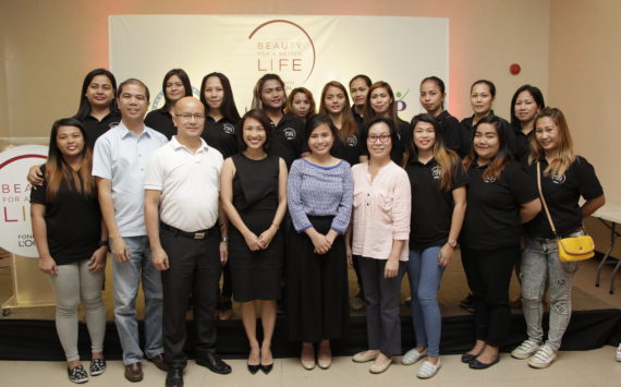 L'oreal Gives Back Through the 'Beauty for a Better Life' Program